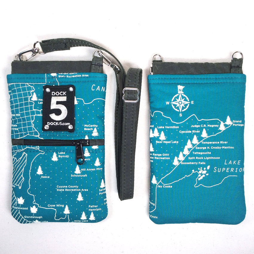 Cell Phone Bags: Minnesota State Parks Map