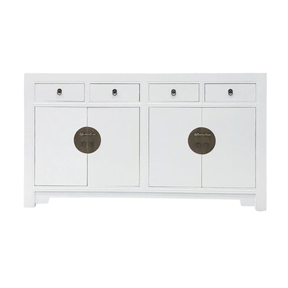 SIDEBOARD ORIENT 4DW4DR WHITE MQZ-01