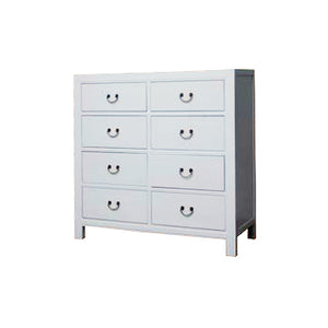 CABINET DRAWER 8DW WHITE MQZ-29