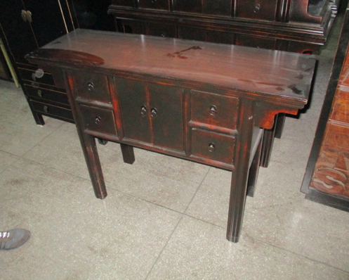 SIDE TABLE 2DR4DW CH-035
