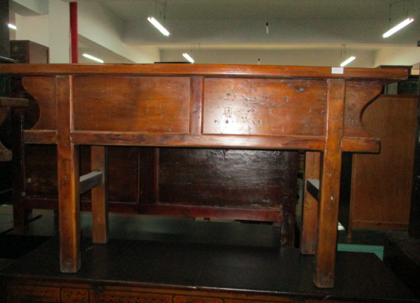 CONSOLE TABLE SHANDONG CH-046 *OLD PIECE*