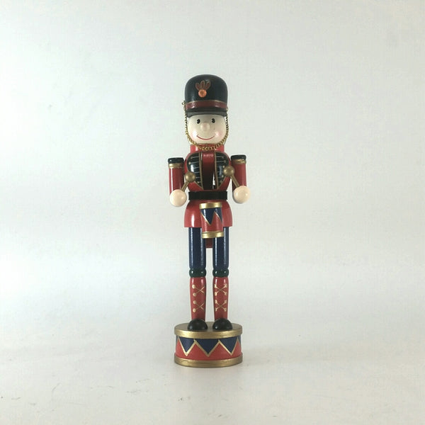 TOY SOLDIER WOOD 30CM RED 206392C (PROMO)