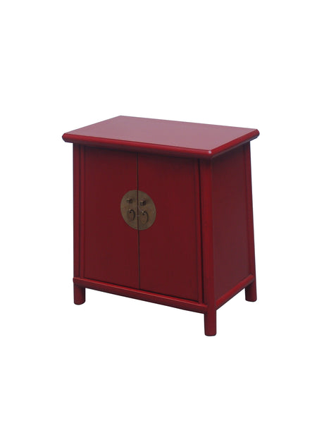 A SHAPE CABINET BUTTERFLY RED MQZ-20 55X35X60CM