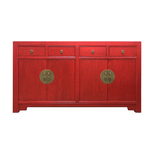 SIDEBOARD ORIENT 4DW4DR RED WASH MQZ-01