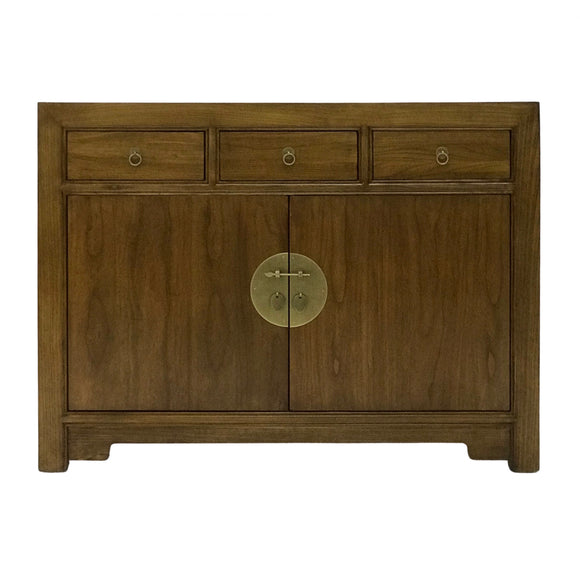 SIDEBOARD ORIENT 3DW2DR LIGHT WOOD MQZ-43