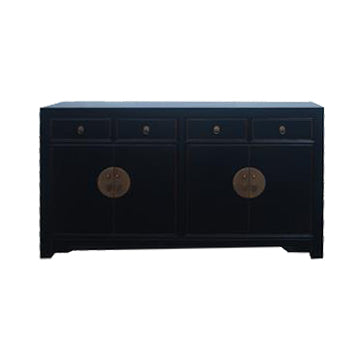 SIDEBOARD ORIENT 4DW4DR BLACK MQZ-01