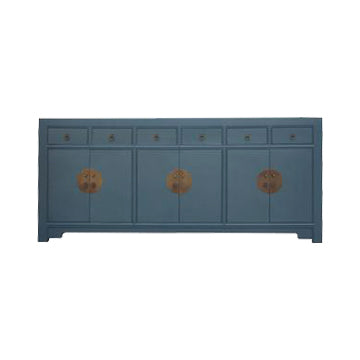 SIDEBOARD ORIENT 6DW6DR GREY MQZ-18
