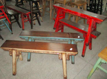 KUNGFU BENCH WIDE CH-154