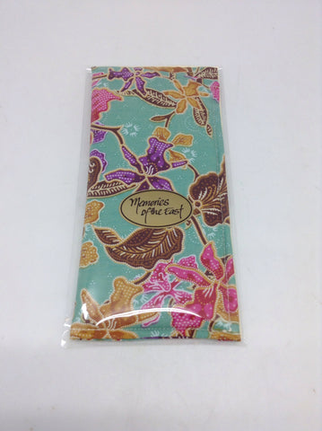 BATIK SPECTACLE CASE L