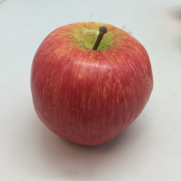 FRUIT RED APPLE FAUX