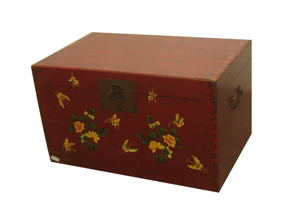 CHEST PAINTED NINGBO 3CH-082 77X45X45CM