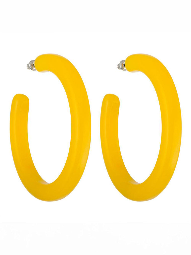 Grande Hoop Earrings