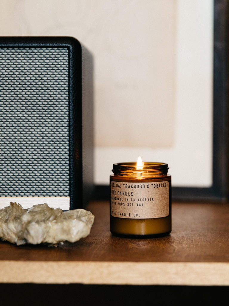 Apothecary Soy Candle