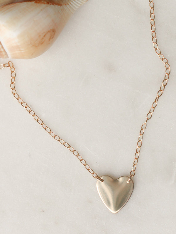Big Heart Necklace