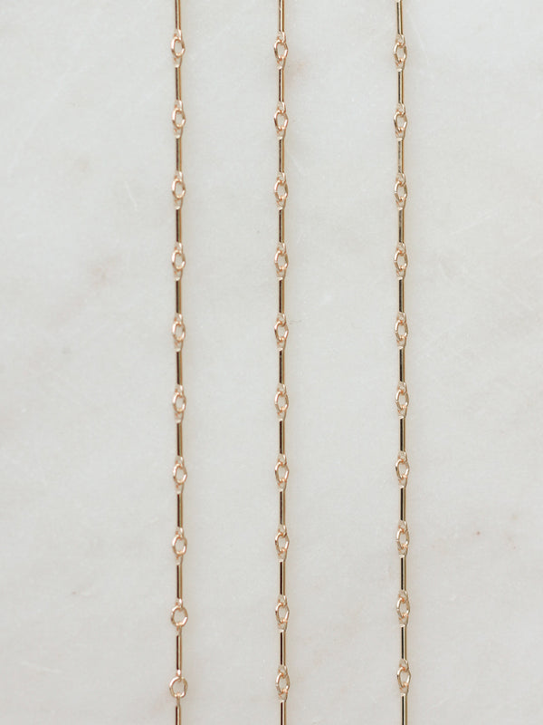 Eva Chain Choker Necklace