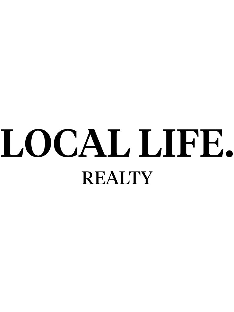 LOCAL LIFE REALTY Name Tag