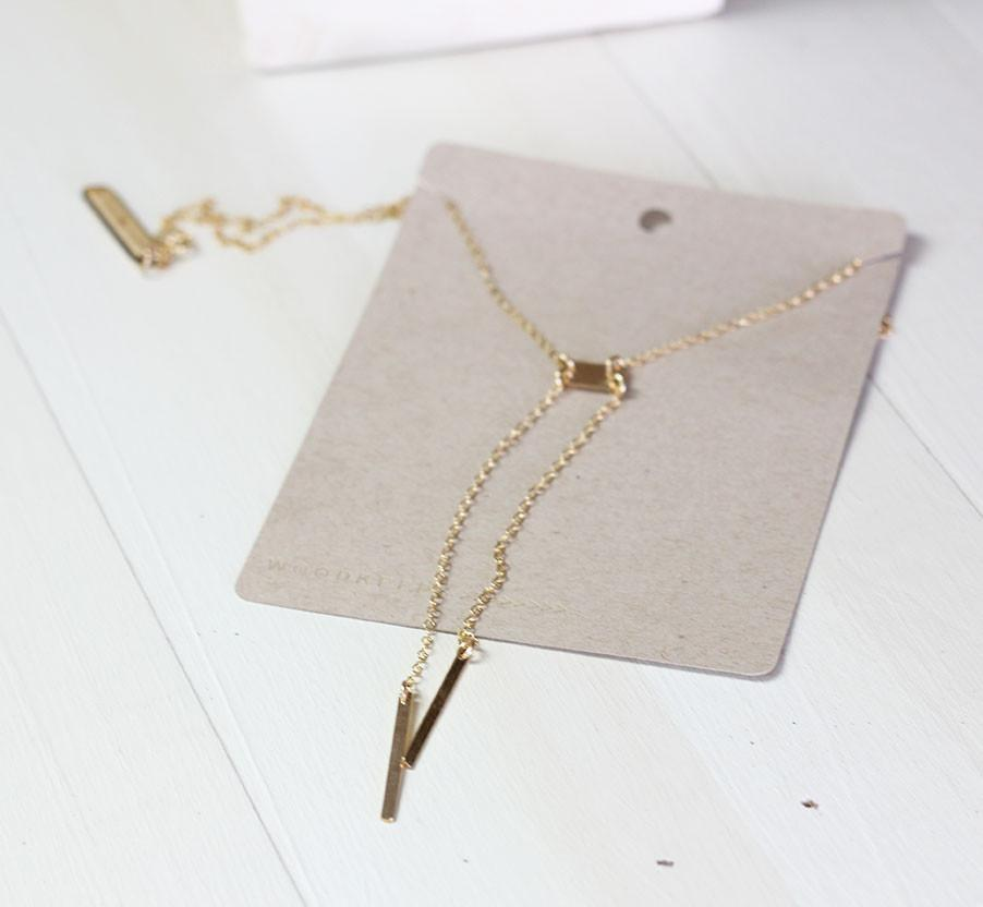 Lariatta Necklace