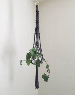 Macrame Single Plant Hanger