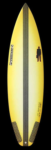 Big Chief | carbon reinforced | golden yellow