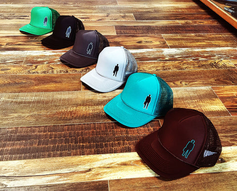 Proctor Man Trucker Hats