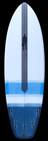 Stock Hideoscillous |  carbon reinforced blues tail tint