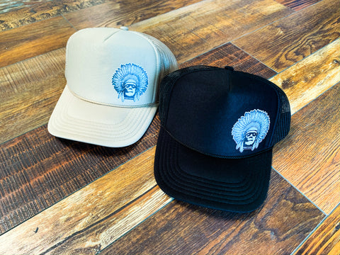 MonstaChief Trucker Hats