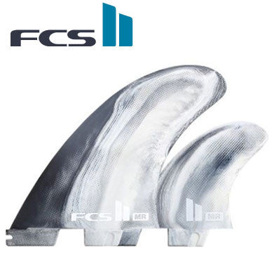 MARK RICHARDS TWIN + STABILISER FINS FCS II PC
