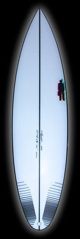 Shalomic Intervention 6'2"