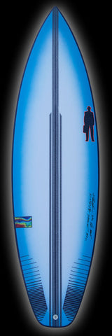 ZipstaJet | racy black rail tight blue halo fade