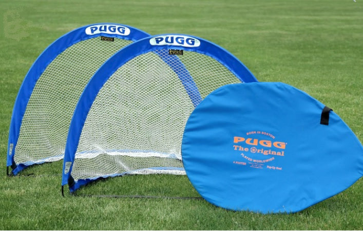 PUGG NETS: The Original 4 Footer (Pair)