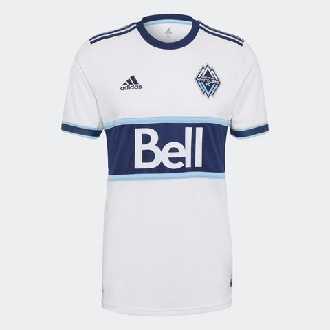 Adidas Vancouver Whitecaps 21/22 Home Jersey
