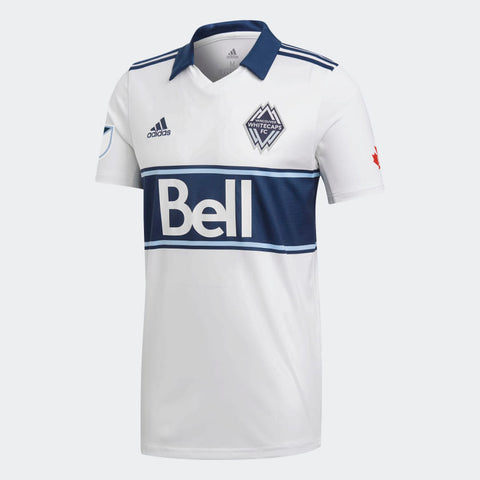VANCOUVER WHITECAPS FC HOME REPLICA JERSEY