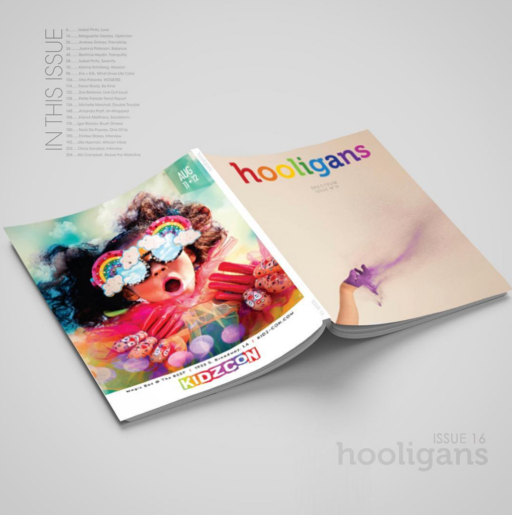 HOOLIGANS MAGAZINE
