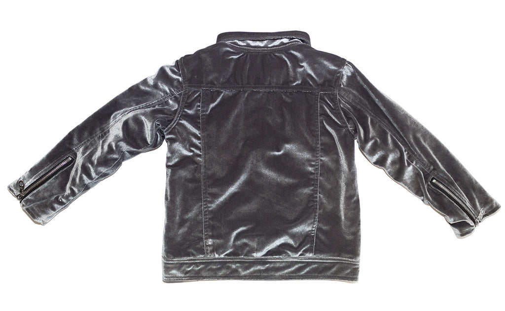 CLK Velour Jacket