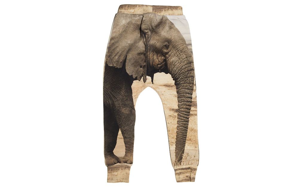 Elephant Baggy Leggings