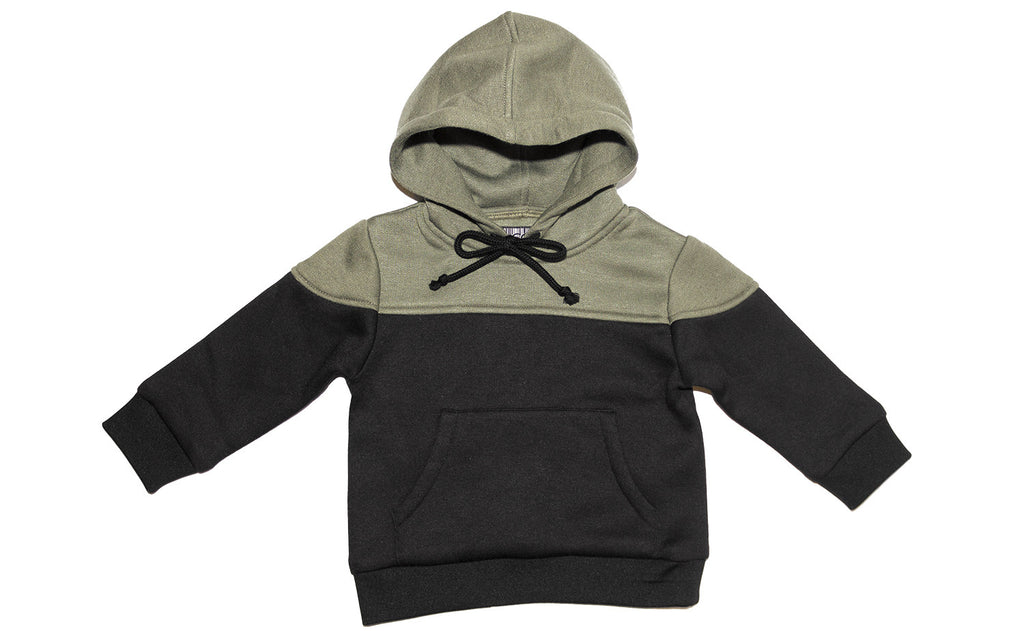 Con Militant Hoodie Sweater