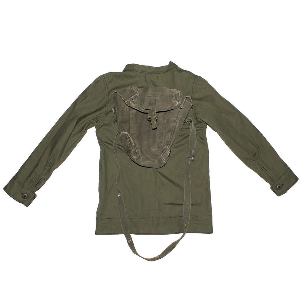 CLK ARMY SHIRT WITH BAG