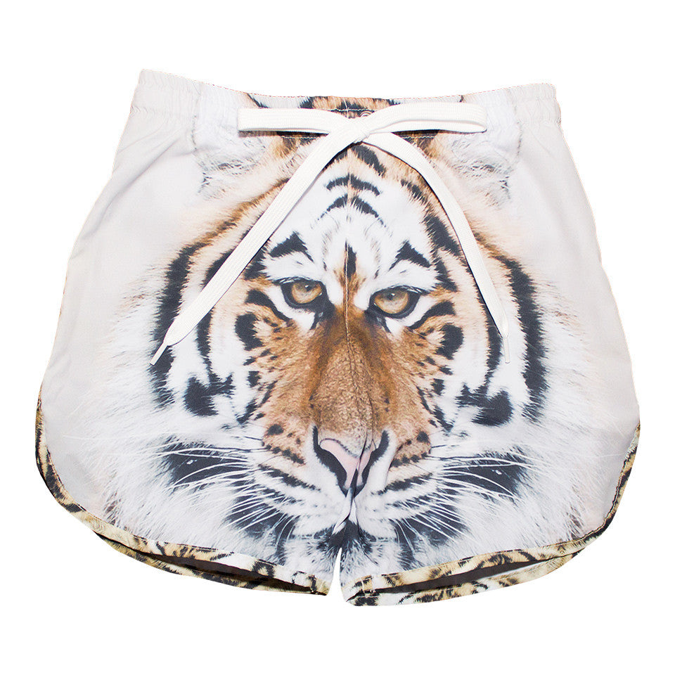 Swim Tiger Shorts