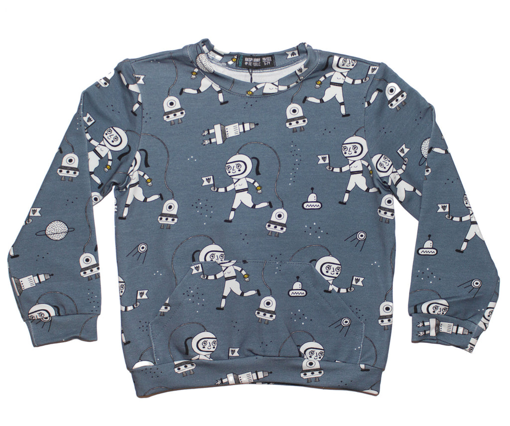 Space Explorer Sweater