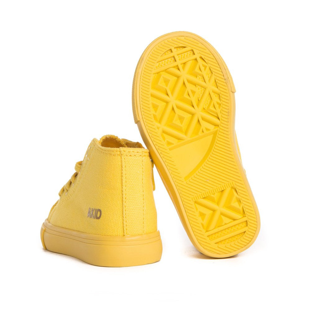 AKID ANTHONY HI (MUSTARD CANVAS)