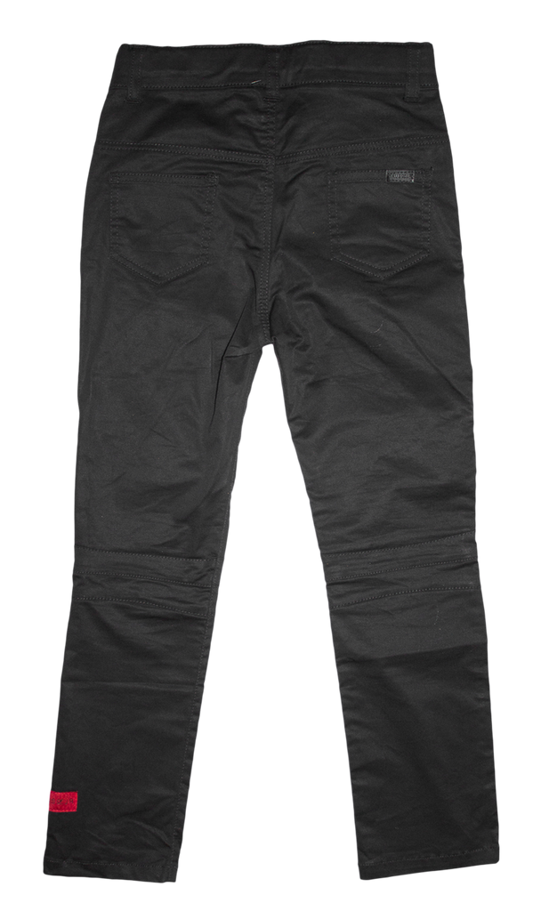 Haus of Jr DEREK MOTO PANT BLACK