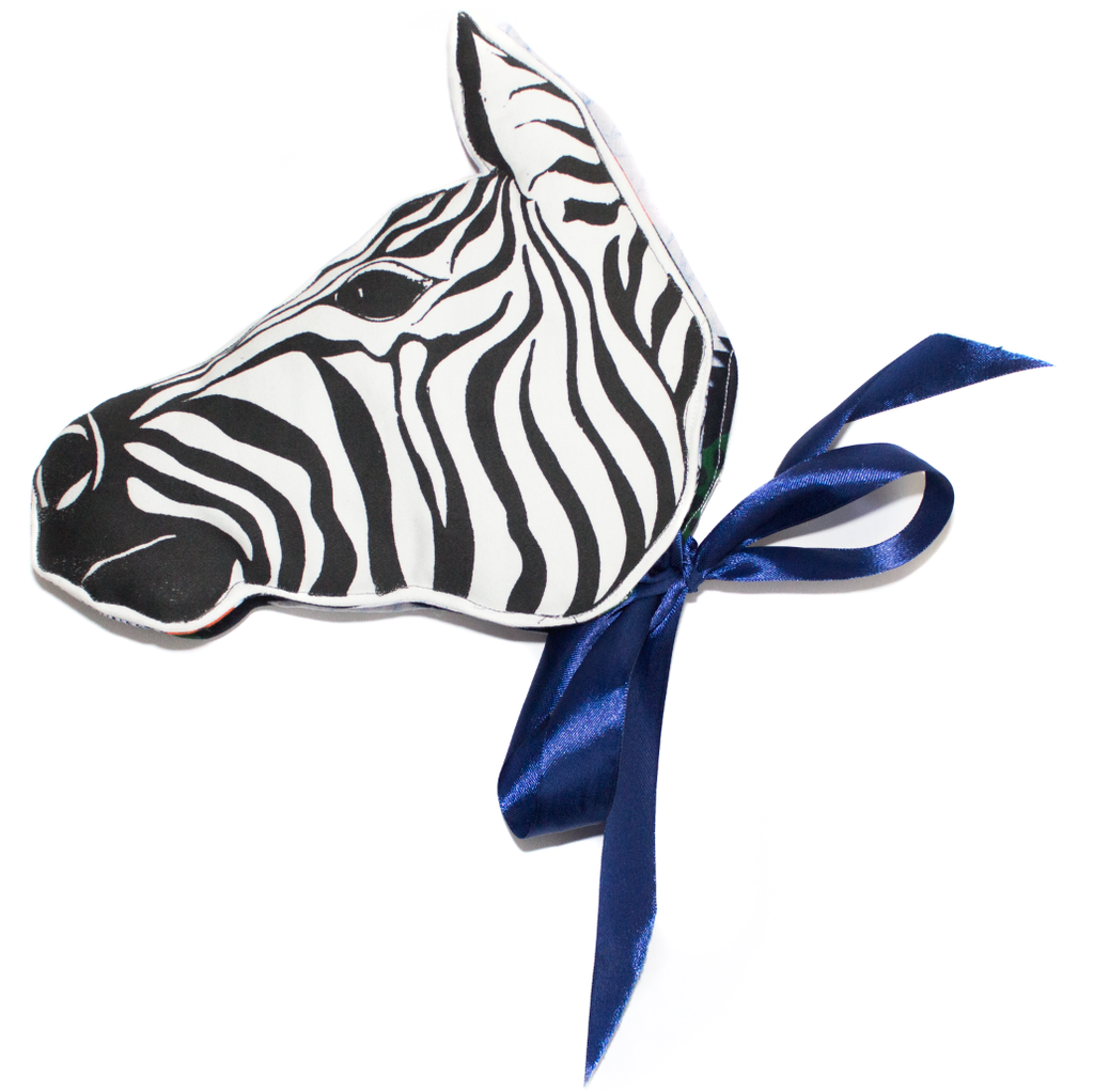 Zebra Headdress