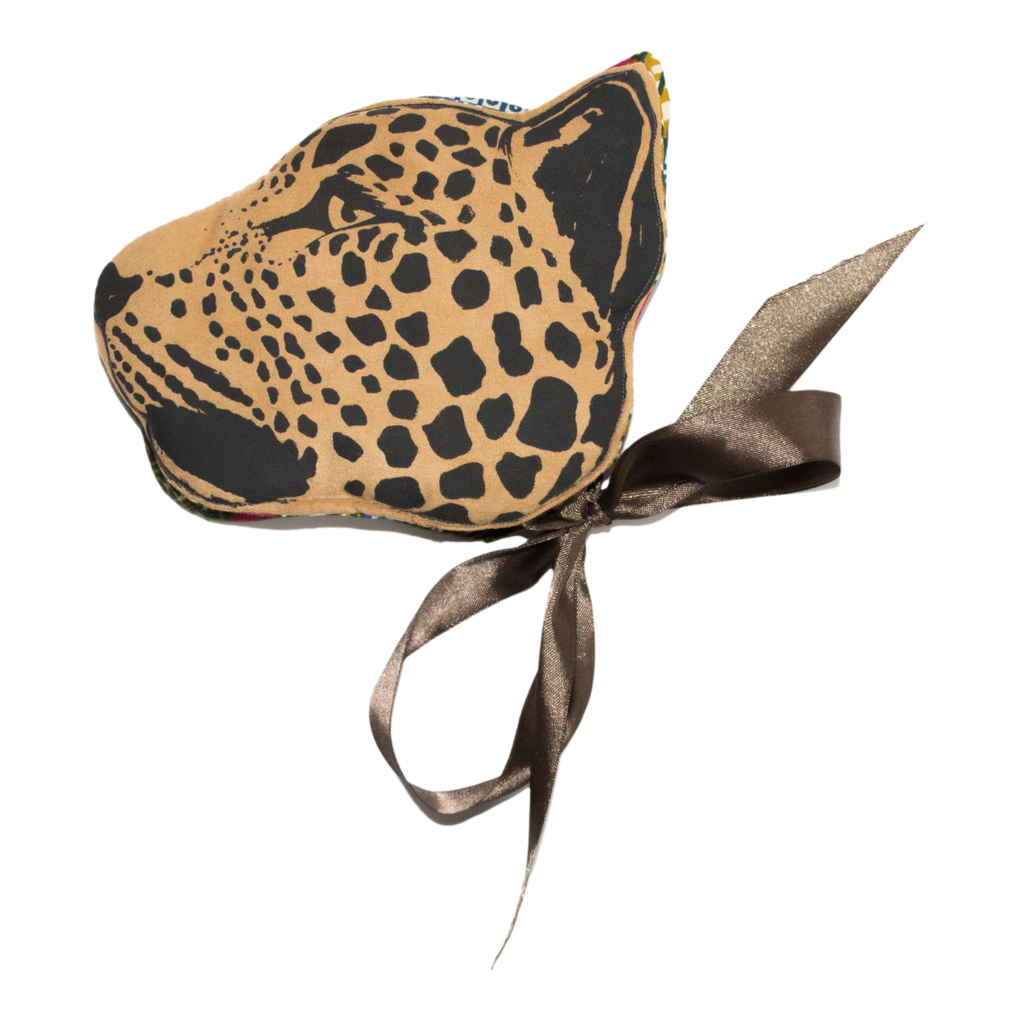 Leopard Headdress
