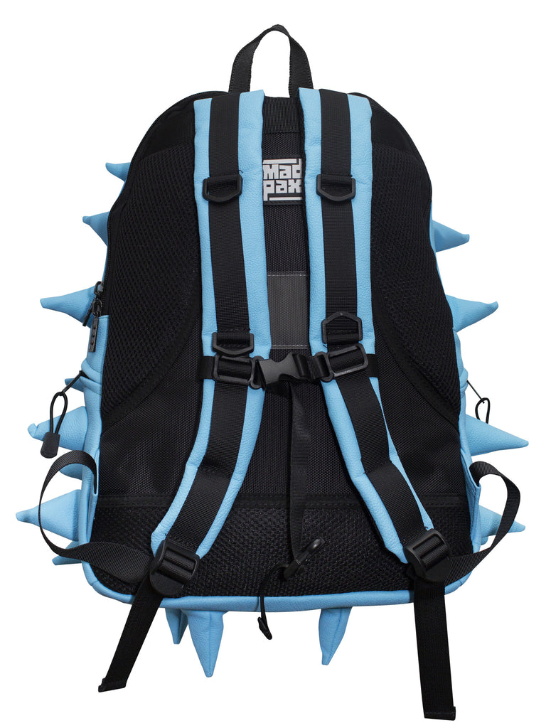 Blue Spikes Backpack