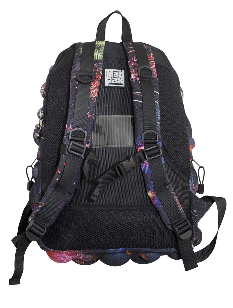 Fireworks Bubble Backpack