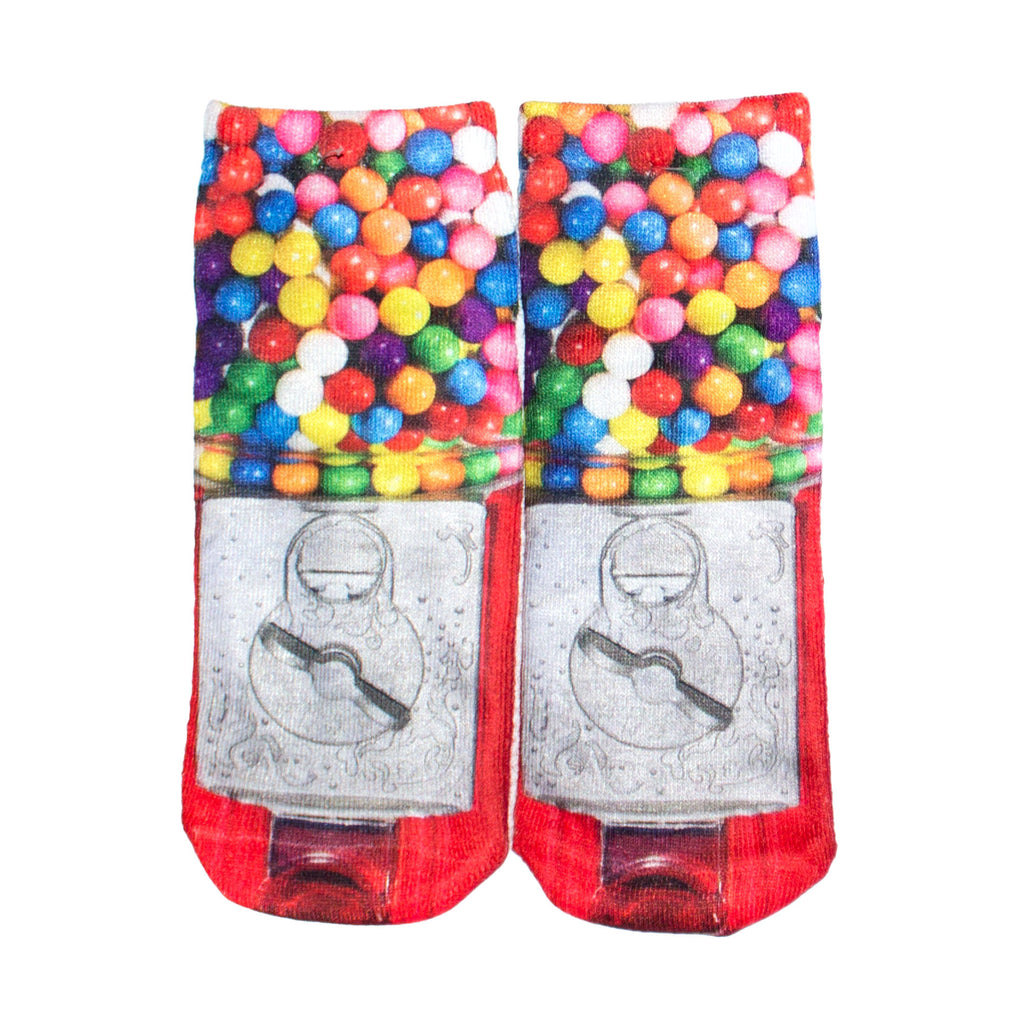 Gumball Ankle Socks