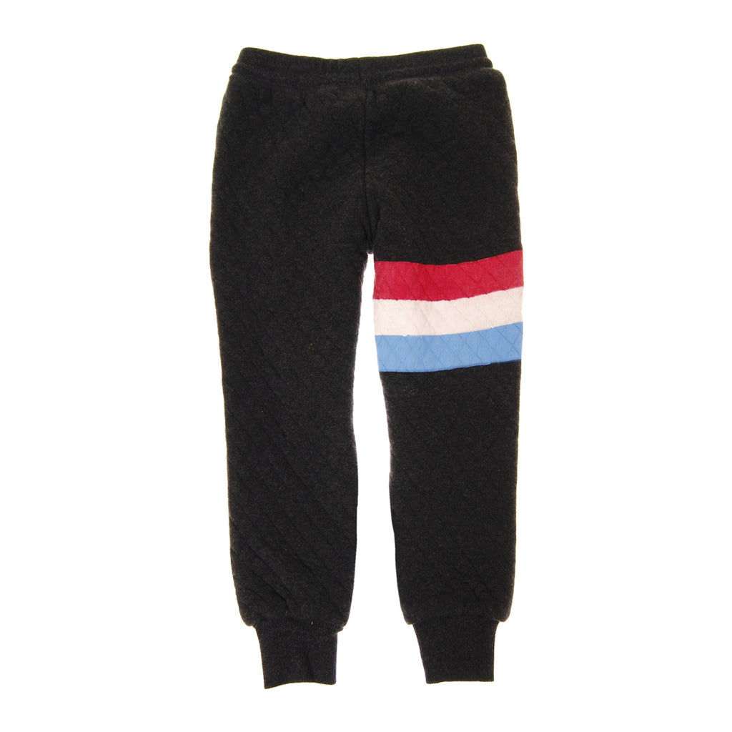Stripe Warm Up Sweatpants