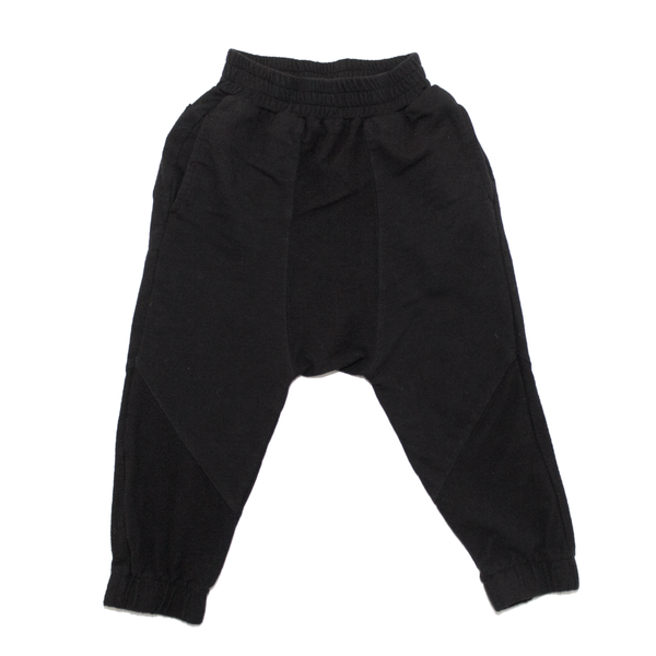 Kids Roaming Jogger - Black