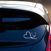 Heart Stethoscope Decal