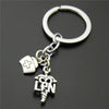 LPN Medical Key Chain